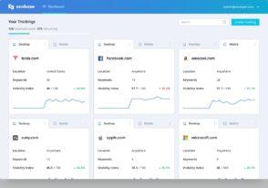seobase : une plateforme SEO de suivi de positionnement et d'analyse de mots clés