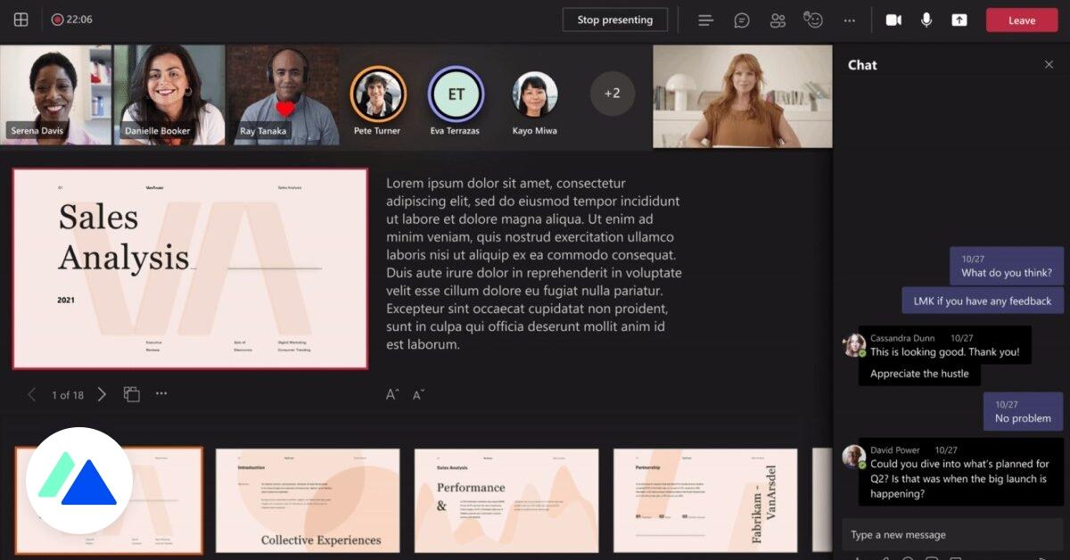 Microsoft Teams : créez des webinars interactifs jusqu'à 1000 participants - BDM