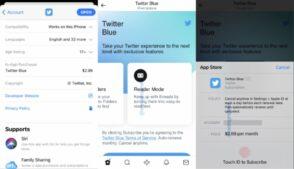 Twitter Blue : les premières fonctionnalités et le prix de la version payante sont confirmés