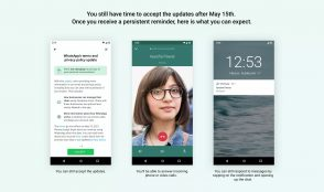 WhatsApp : ce qui va changer après la mise à jour du 15 mai