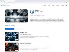 Zoom Events, la plateforme d'événements en ligne pour les professionnels