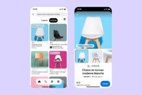 Pinterest lance des nouveautés e-commerce : badge vérifié, vitrine virtuelle et produits étiquetés