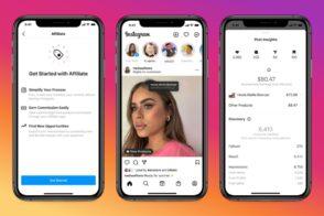 Instagram lance un programme d'affiliation pour les créateurs