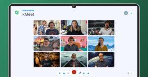 kMeet : testez une alternative gratuite à Zoom et Microsoft Teams