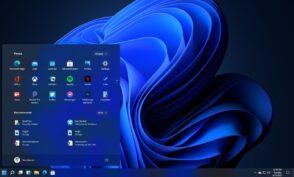 Windows 11: une nouvelle interface avec un menu Démarrer centré et un écran de widgets