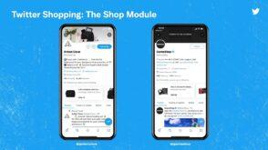 Twitterteste Shop Modulepour faciliter les achats sur sa plateforme
