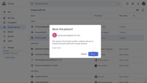 Google Drive : comment bloquer des utilisateurs ?
