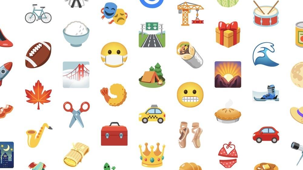 Google met à jour 1000 emojis sur Android 12 - BDM