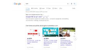 SEO : pourquoi Google n'utilise pas le Title de votre page dans les résultats de recherche