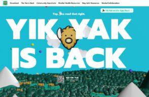 Yik Yak : le réseau social géolocalisé est de retour après 4 ans de fermeture
