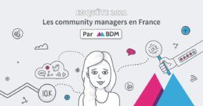 Enquête sur les community managers en France : les résultats 2021