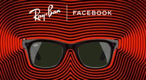 Facebook commercialise les lunettes connectées «Ray-Ban Stories»