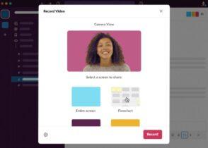 Slack déploie les clips pour enregistrer des messages vidéo ou audio