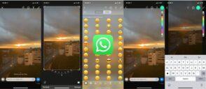 WhatsApp : comment modifier une image ou une vidéo avant de l'envoyer