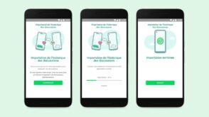 WhatsApp : comment transférer votre historique de discussions entre iOS et Android