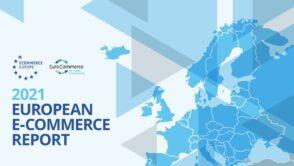 E-commerce en Europe : les chiffres clés en 2021